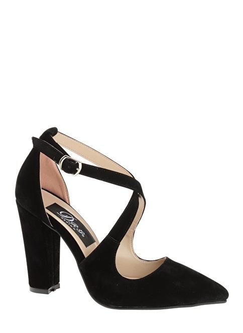 Derigo 20340 Kadın Ayakkabı Siyah